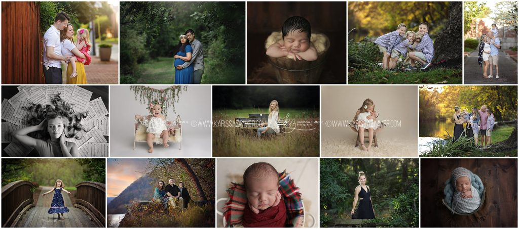 harrisburg pa family newborn maternity high school senior photography