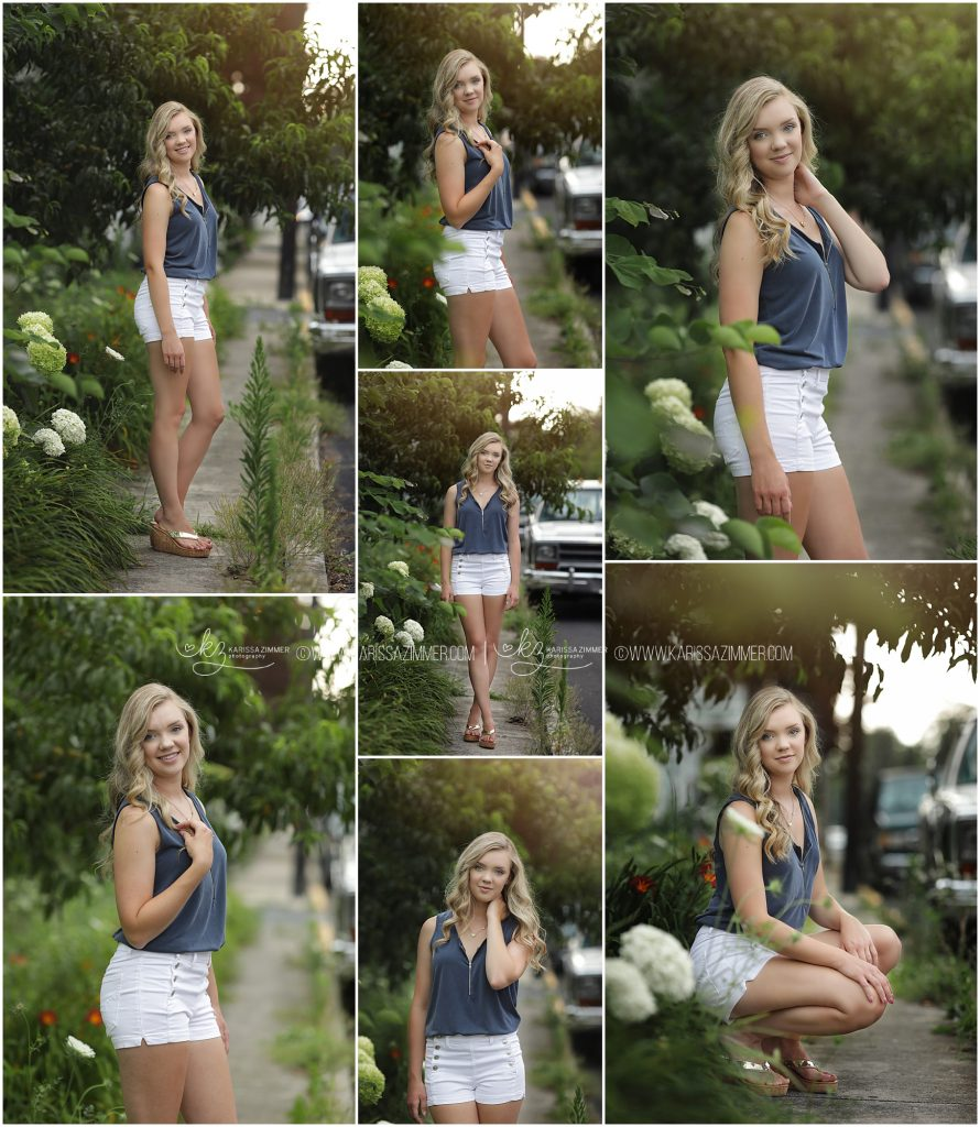 senior girl pictures hummelstown pa