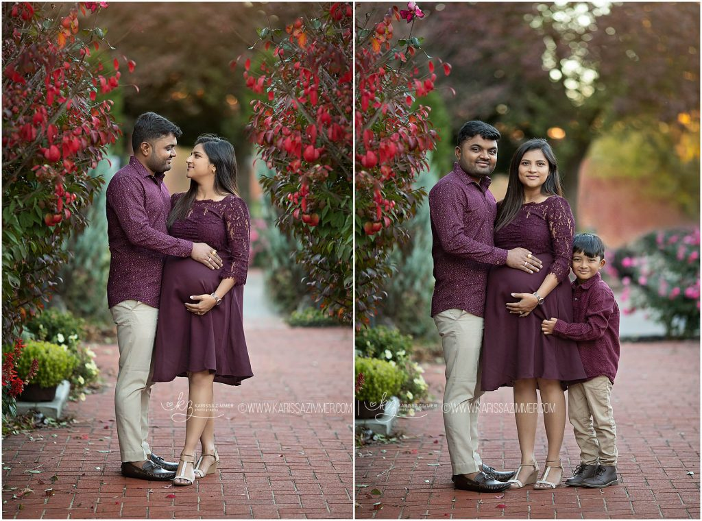 family maternity pictures captured my karissa zimmer photography